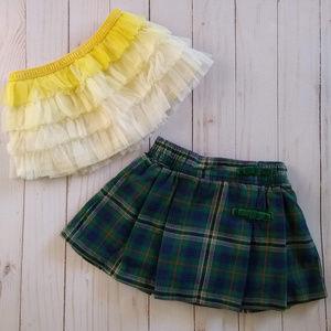 Baby Gap Skirt Bundle Size 6-12 Months